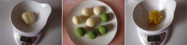 Cách làm bánh dẻo tuyết trà xanh thanh nhẹ ngon miệng cho trung thu năm nay