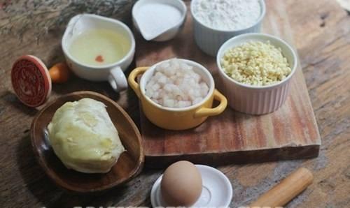 Công thức làm bánh trung thu nhân sầu riêng siêu ngon lạ cho trung thu năm nay