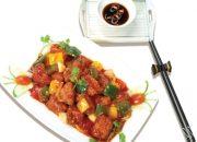 Bí quyết làm sườn xào chua ngọt kèm rau củ tươi ngon mà không ngán