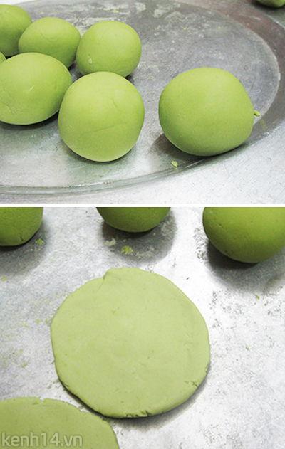 Vài bước đơn giản để làm bánh trôi lá dứa vừa ngon vừa đẹp mắt