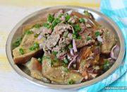 Làm nhanh món ngon cho gia đình với cà tím xào thịt bò chỉ tốn ít phút