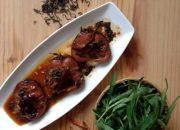Công thức làm cá lóc kho trà xanh có hương vị ngon lạ chống ngán cho gia đình