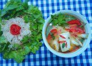 Công thức làm canh chua cá khoai vừa ngon ngọt lại đơn giản