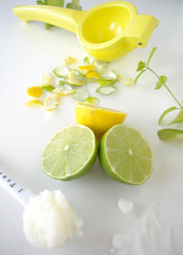 Tẩy da chết siêu an toàn bằng kem tẩy da chết tự làm tại nhà
