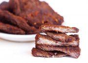 Công thức làm thịt bò khô bằng nồi cơm điện không hề cầu kỳ cho chị em