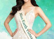 Hà Thu giành huy chương tại Hoa Hậu Trái Đất – Miss Earth 2017
