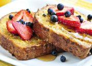 Cách làm bánh mì rán kiểu Pháp vừa ngon vừa bổ dưỡng cho bữa sáng