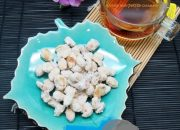 Thử làm món ăn vặt siêu đơn giản với đậu phộng ngào đường nhanh chóng dễ làm