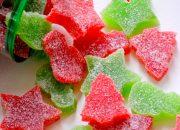 Biến tấu mới lạ cho giáng sinh của bé với món kẹo gôm nhiều màu tự làm
