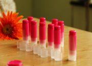 Tự làm son môi màu hồng từ củ dền siêu an toàn tuyệt đối