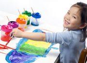 Làm gì để giúp trẻ phát triển kỹ năng mỹ thuật tại nhà