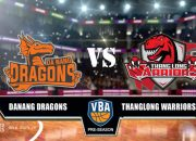 Thanglong Warriors tìm lại chiến thắng trước Danang Dragons