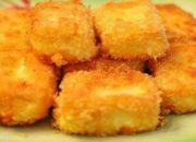 Cách làm Bánh sữa tươi chiên thơm ngon