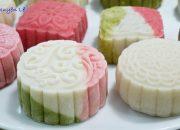 BÁNH DẺO TRUNG THU – Cách làm chi tiết dễ dàng thành công – mooncake recipe by Vanh Khuyen