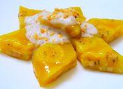 Cách làm Bánh Chuối Hấp nước cốt dừa vừa dể vừa ngon công thức chuẩn / Ăn Gì Đây