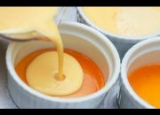 Cách làm bánh flan ngon mịn,  không tanh mà rất thơm / How to make flan cake