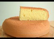 Làm bánh bông lan bằng nồi cơm điện/rice cooker cake