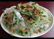 Món Ăn Ngon – Bánh Tráng Trộn Hành Phi cực ngon và đơn giản