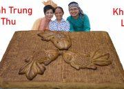 Bà Tân Vlog – Làm Bánh Trung Thu Thập Cẩm Khổng Lồ Phá Cỗ Trên Trời Cùng Chị Hằng & Chú Cuội