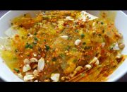 Món Ăn Ngon – Bánh Tráng Tỏi Sa Tế ngon tuyệt rất là dễ làm