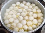 Cách Nấu Chè Trôi Nước Bằng Bột Năng Siêu Ngon | Cô 3 Nha Trang