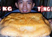 Làm Bánh Trung Thu Khổng Lồ Tặng Mẹ | Tết Trung Thu Của Người Nghèo