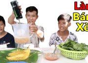 Lâm Vlog – Làm Bánh Xèo Đơn Giản Tại Nhà | Cách Pha Nước Mắm Bánh Xèo