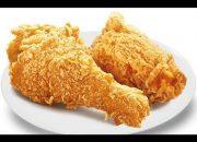 Cách làm gà rán như KFC ngon tuyệt tại nhà