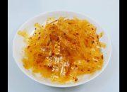 Cách làm Bánh tráng sa tế – tỏi – hành phi