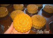 Bánh trung thu nướng nhân thập cẩm, vỏ mềm tan, nhân ngon ơi là ngon || Natha Food