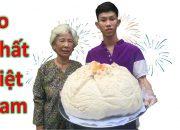 Bà Sáu Vlog – Cách Làm Món Bánh Bao Khổng Lồ To Nhất Việt Nam