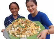 Bà Tân Vlog – Làm Đĩa Bánh Tráng Trộn Siêu To Khổng Lồ Sẽ NTN