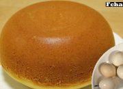 Cách làm bánh bông lan bằng nồi cơm điện đơn giản ngay tại nhà | Fchannel