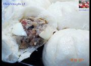 BÁNH BAO – Bí quyết để làm Bánh Bao Bột đa dụng nhân Thịt, vỏ Bánh trắng và xốp mềm by Vanh Khuyen