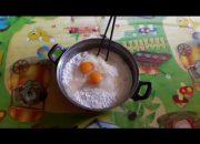 Hướng dẫn tự làm bánh bằng bột mì cực đơn giản