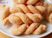 BÁNH QUẨY THỪNG Việt Nam / BÁNH QUAI CHÈO / Bánh SỐ 8 – Cách pha Bột Bánh giòn tan by Vanh Khuyen