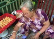Bà Út Mỹ Hòa Hưng,Làm  Bánh Bông Lan Bán Sang Phú Quôc