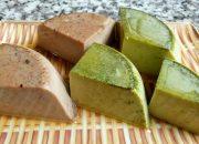 Bánh Flan – Cách làm Bánh Flan Trà Xanh, Bánh Flan Ca Cao mềm mịn 100% không bị rổ