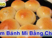 Cách Làm Bánh Mì Bằng Chảo Tại Nhà – MÓN NGON MỖI NGÀY