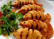 Cách Làm Bánh Cá Nhân Thịt – Bánh Gối Con Cá Ngon Đẹp Mắt   Góc Bếp Nhỏ
