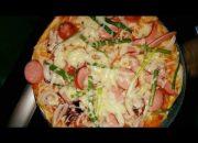 Tự làm pizza đế pizza bằng chảo ngon tuyệt!