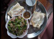 Món ngon xứ Huế 06: Làm bánh xèo Huế, bột gạo quê, rau vườn nhà, ngon tuyệt.[Ckfoody]