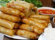 CHẢ GIÒ – Bí quyết làm Chả Giò Bánh Tráng VIỆT NAM giòn rụm – Vietnamese Springrolls by Vanh Khuyen