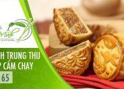 Bếp Cô Minh | Tập 65: Hướng Dẫn Cách Làm Bánh Trung Thu Thập Cẩm Chay (Moon Cake Recipe)