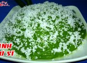 Cách Làm Bánh Bông Lan Phú Sĩ Vừa Béo Vừa Thơm Lá Dứa Tại Nhà | NKGĐ