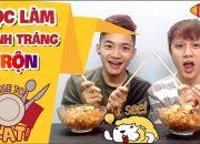 HỌC LÀM BÁNH TRÁNG TRỘN ĐƠN GIẢN – Vietnamese Rice Paper Salad