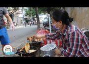 Bánh bắp chiên vỉa hè Tân Bình ship hàng khắp Sài Gòn