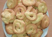Cách làm bánh quy bơ đơn giản nhất_ How to make butter cookies  at home