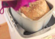 Cách làm bánh mì nguyên cám nhân mè đen và hạt chia bằng máy làm bánh Zojirushi BB-HAQ10