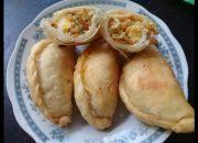 Cách làm Bánh gối (bánh xếp) miền tây- Món Ăn Ngon Mỗi Ngày